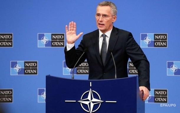 В НАТО наращивают силу для противостояния России
