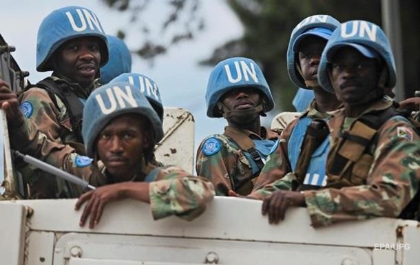 У Малі миротворці ООН підірвалися на міні