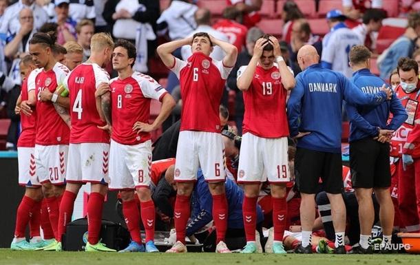Потерявший сознание футболист сообщил о своем состоянии