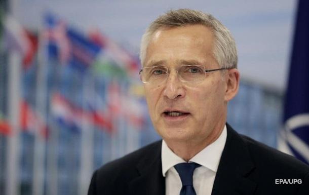 Столтенберг відповів на питання про терміни вступу України в НАТО