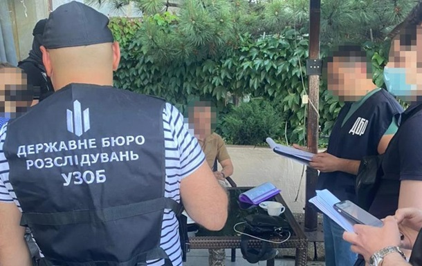 На Одещині військовослужбовець обіцяв за $10 тисяч працевлаштування в ДБР