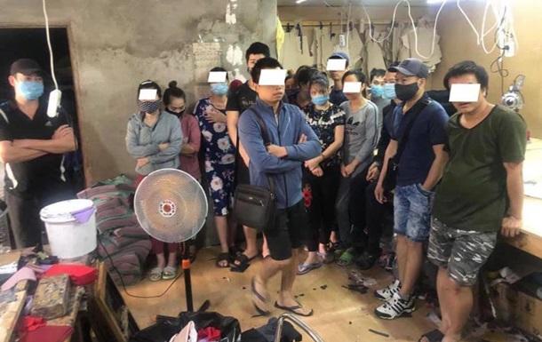На Одещині виявили півсотні нелегалів-в`єтнамців