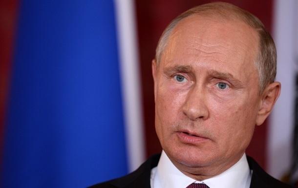 Путин считает НАТО рудиментом холодной войны