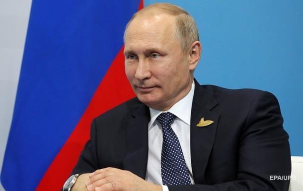 Путин утверждает, что не боится оппозиции