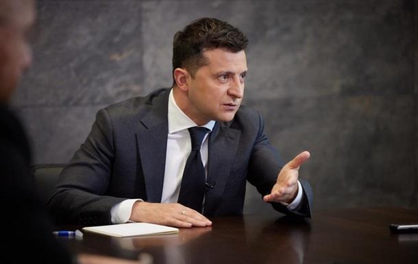 Зеленський назвав теми зустрічі з Байденом
