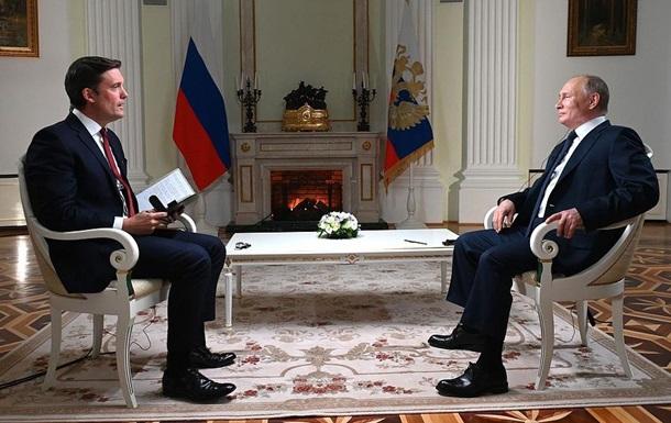 Журналистов из США отправили на карантин перед интервью с Путиным