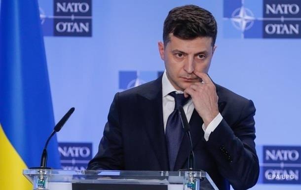Зеленский поблагодарил НАТО за перспективу членства