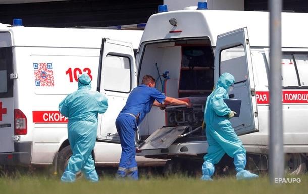 Несмотря на Спутник. В России бушует коронавирус