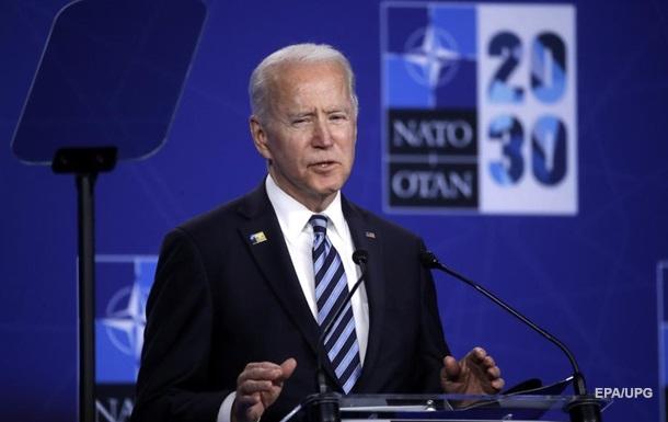 Байден назвав перешкоду на шляху України до НАТО