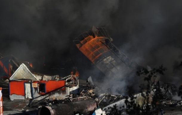 Кількість постраждалих під час вибуху у Новосибірську збільшилася до 35
