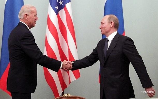 У Путіна розповіли деталі зустрічі з Байденом