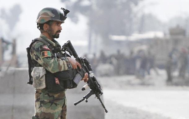 В Афганістані за добу ліквідовано 160 талібів