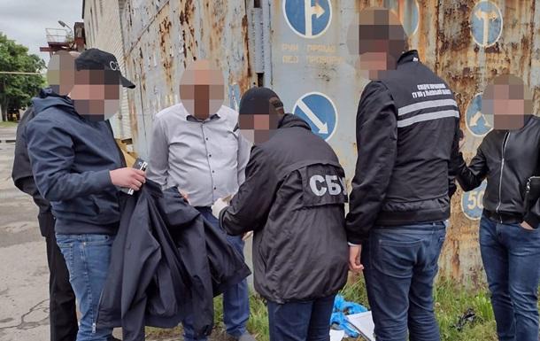 СБУ задержала руководство предприятия Минобороны