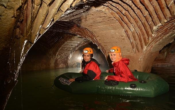 В старой части Стамбула обнаружили сеть подземелий