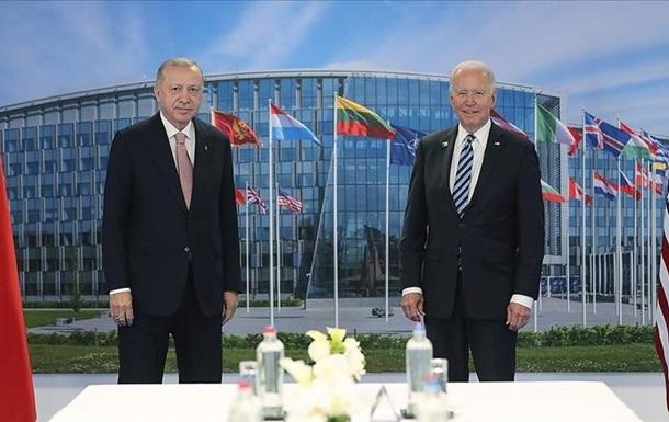 Байден і Ердоган обговорили російські ЗРК C-400
