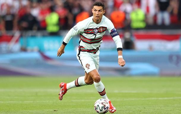 Роналду первым в истории сыграл на пяти чемпионатах Европы