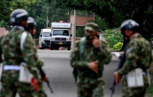 В Колумбии при взрывах на военной базе пострадали 36 человек