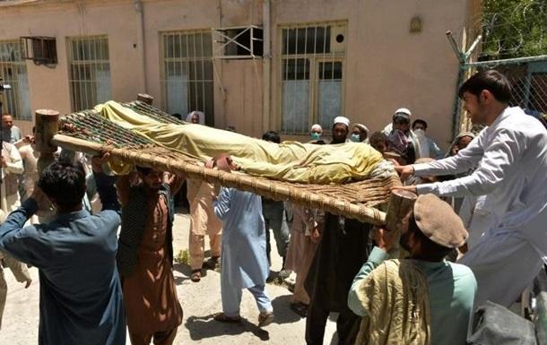 В Афганистане неизвестный расстрелял семью на пикнике, трое погибших