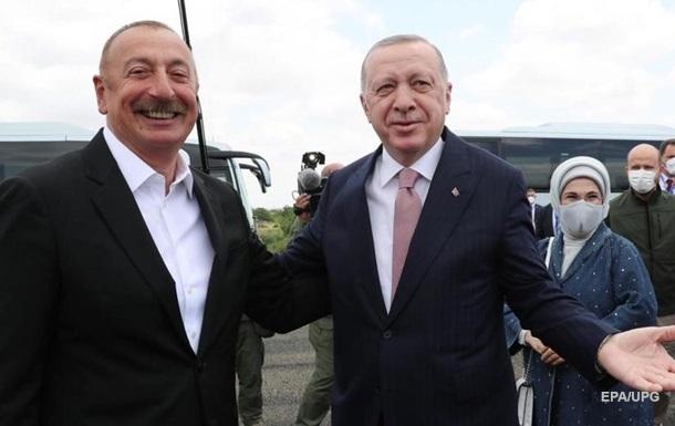 Одна нация - две страны. Союз Алиева и Эрдогана