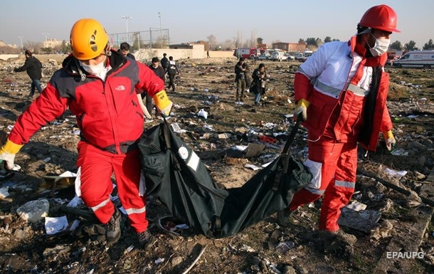 Катастрофа МАУ: відома причина відмови Ірану назвати імена підозрюваних