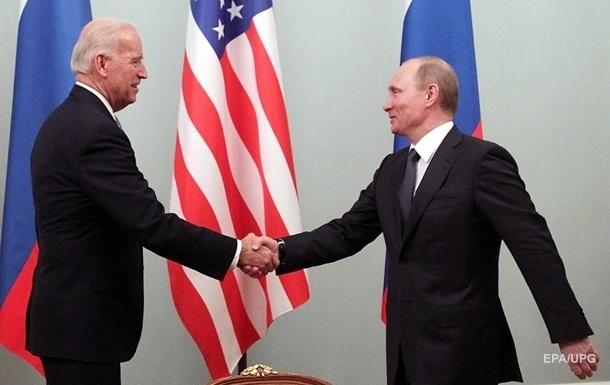 Названо склади делегацій Байдена і Путіна