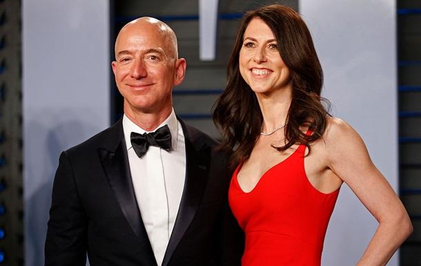 Колишня дружина засновника Amazon віддала на благодійність $2,7 млрд