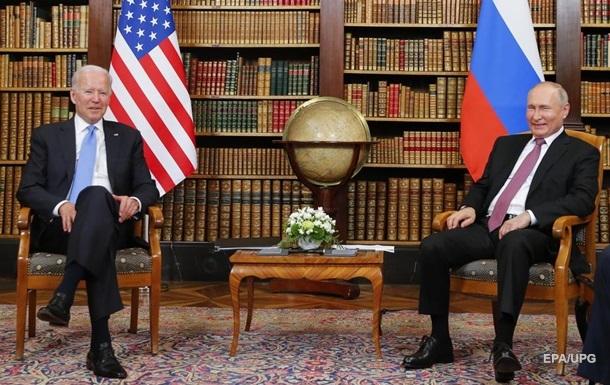 Первый раунд встречи Путина и Байдена затянулся