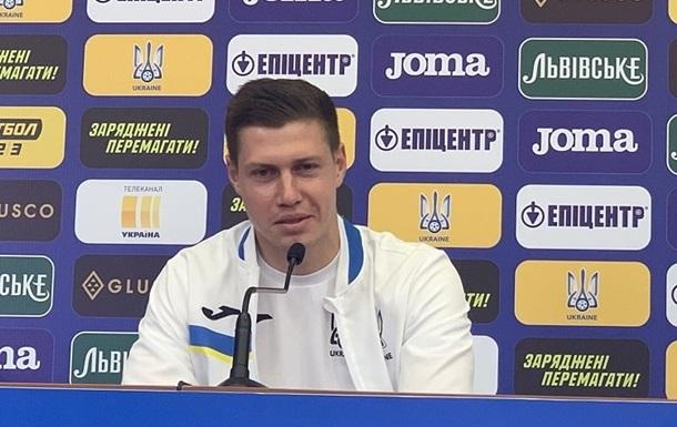 Матвієнко: Будемо максимально підготовленими до матчу з Північною Македонією