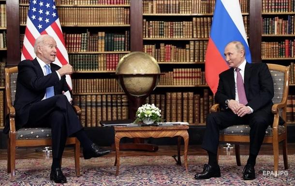 Опубліковано спільну заяву Путіна і Байдена