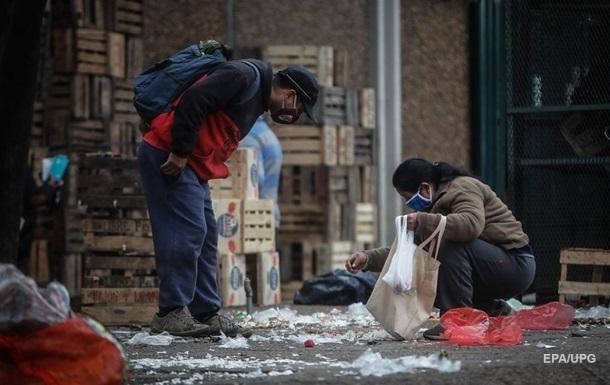 В Італії рекордна бідність з 2005 року