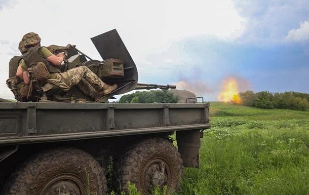 Боєць ЗСУ отримав поранення на Донбасі