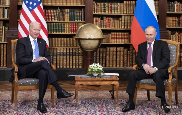 В ОП прокоментували зустріч Байдена і Путіна