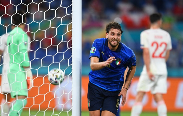 УЄФА визначив найкращого гравця матчу Італія - Швейцарія