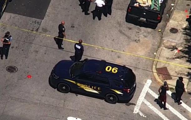 В США посреди улицы обстреляли людей, один погибший