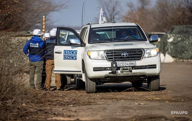 За сутки на Донбассе почти 200 нарушений - ОБСЕ