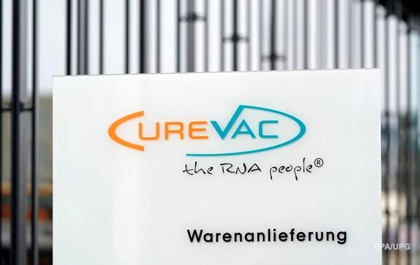 Німецька вакцина від коронавірусу показала низьку ефективність