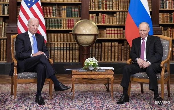 Стало відомо, якими подарунками обмінялися Путін і Байден
