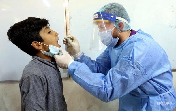 Штамм коронавируса Лямбда выявили уже в 29 странах