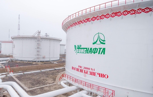 Україна різко скоротила імпорт нафти в 2021 році