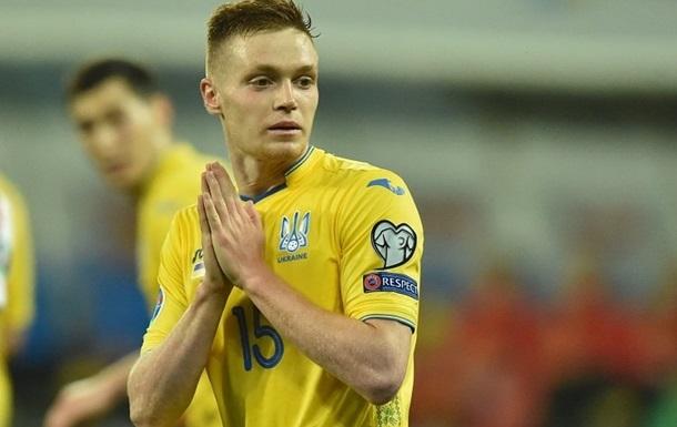Циганков і Судаков увійшли в заявку України на матч з Північною Македонією