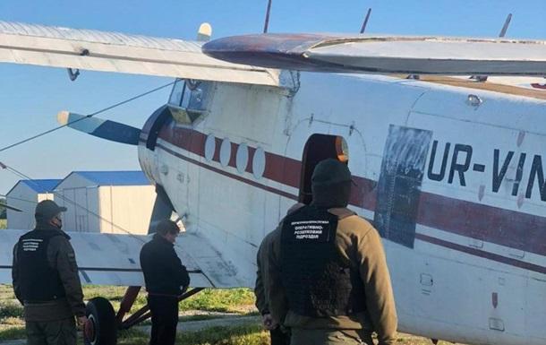 Біля Бердичева затримали нелегальний АН-2 з Румунії