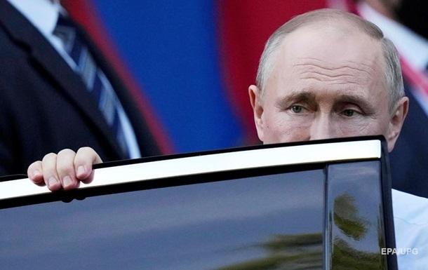 Пєсков підтвердив готовність Путіна до зустрічі із Зеленським