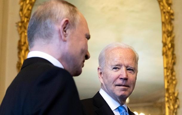 Байден програв. Преса про саміт з Путіним