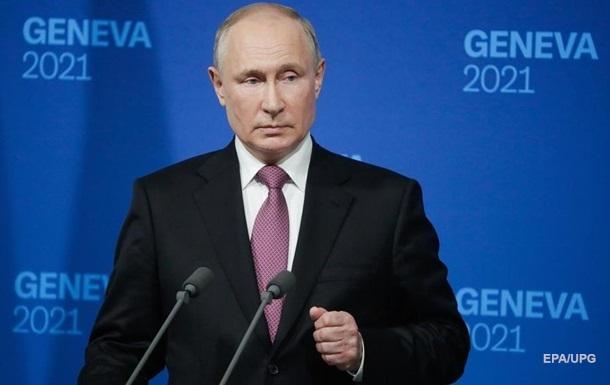 Путин: Байден профессионал, ничего не пропускает