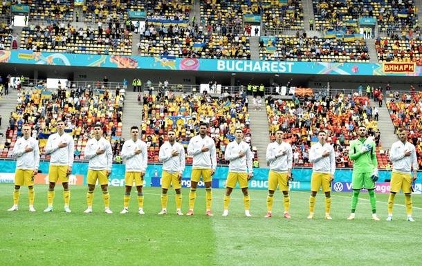 Зеленский поздравил сборную с победой на ЧЕ-2020