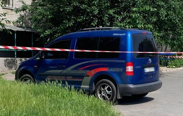 У Борисполі знайшли гранату біля колеса автомобіля