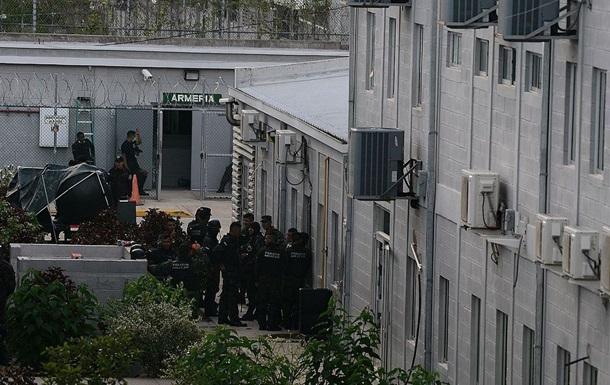 У Гондурасі під час тюремних безладів загинуло п ятеро людей