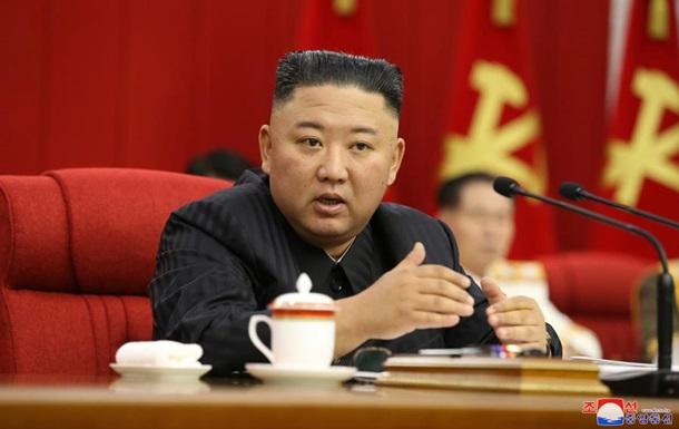 Кім Чен Ин заявив, що потрібно готуватися до протистояння зі США