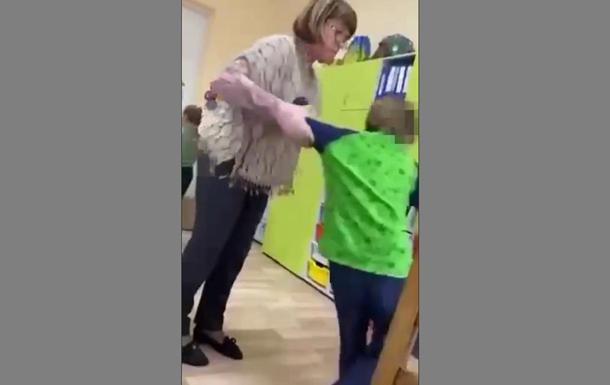 У Києві вчителька била дитину з інвалідністю
