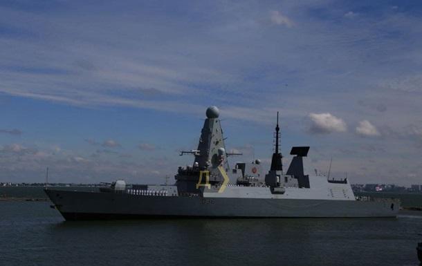 В порт Одессы зашли два корабля НАТО